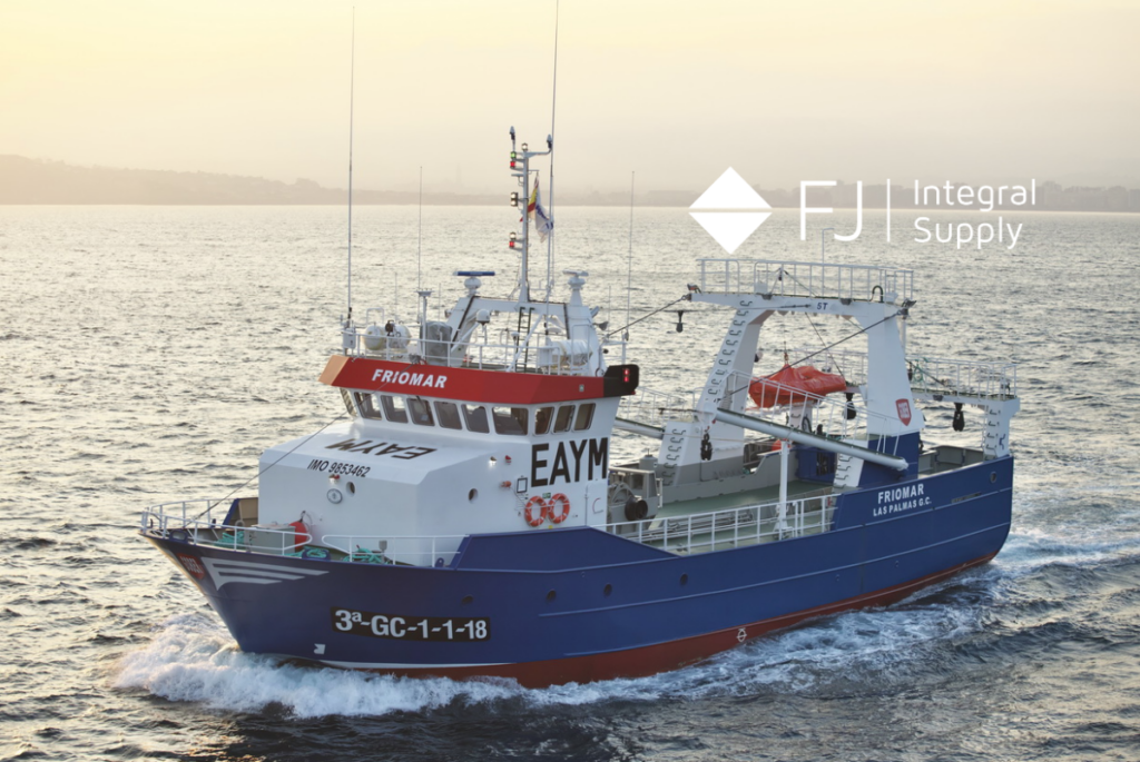 buque FRIOMAR