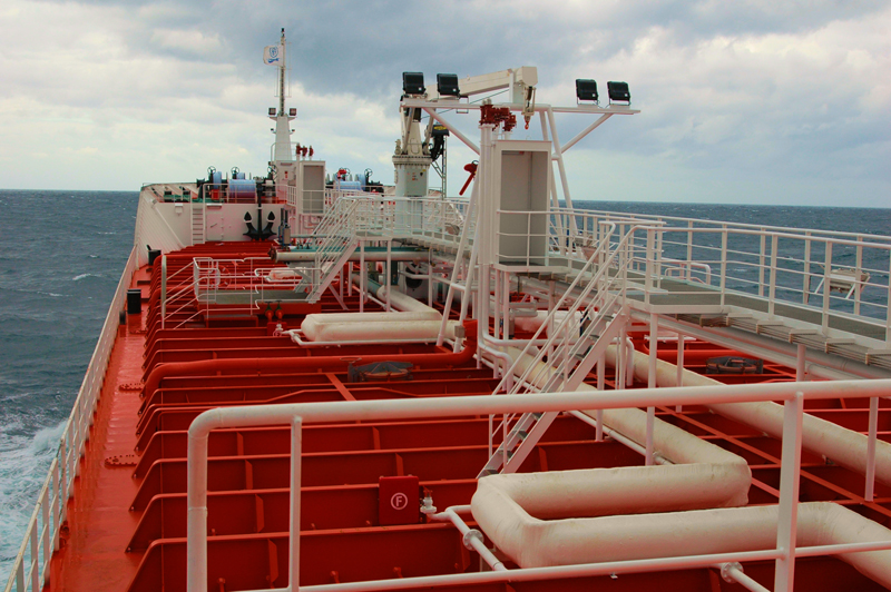 "#SuccessCasesFJ Oil tanker ""LAGAN"""